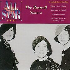 THE BOSWELL SISTERS : EVERYBODY LOVES MY BABY / CD - NEUWERTIG