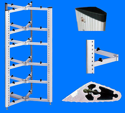 E&T 11-D300-6A1 HiFi Rack For Hi-End Equipments