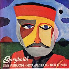 GARYBALDI live in bloom progvention nov. 6th 2010 Foldout Sleeve CD NEU