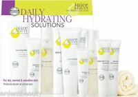 Juice Beauty Natural Daily Hydrating Solutions Kit, Skin Care Set, $50 Value
