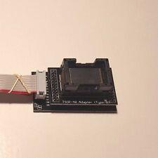 NAND Flash Memory Adapter (TSOP48) for SPI Programmer / FlashcatUSB