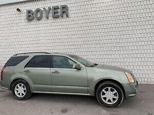 2005 Cadillac SRX loaded