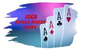 Zynga Poker Chips