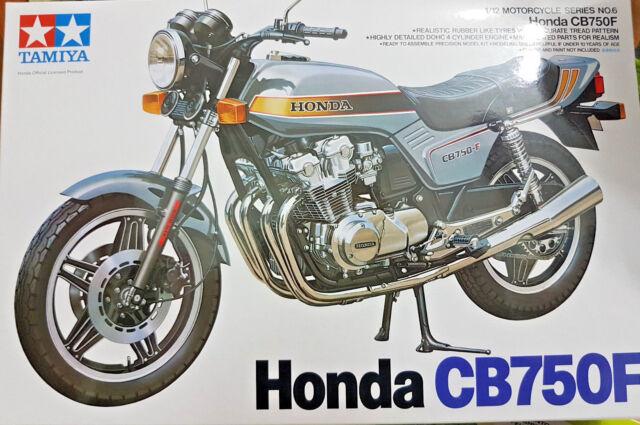 Honda CB750F - Tamiya Kit 1:12 14006 - Nuovo