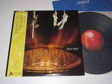 LP/SWING WE FOUND LOVE/HI FI SET/JAPAN Alfa ALR-4008