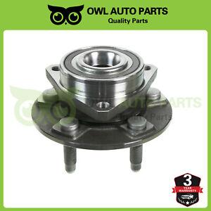 Front-Wheel-Bearing-Hub-for-2008-2009-2010-2011-2016-Chevy-Camaro-Cadillac-CTS