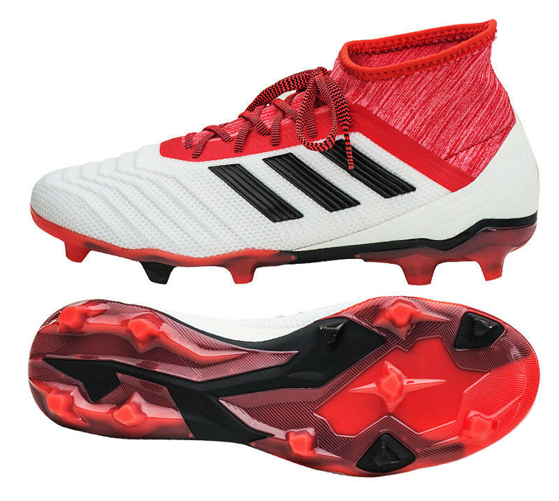Adidas Protator 18.2 FG (CM7666) Soccer Cleats Football schuhe Stiefel