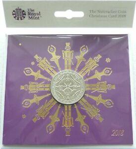 2018-Royal-Mint-Christmas-Nutcracker-BU-5-Five-Pound-Coin-Pack-Sealed