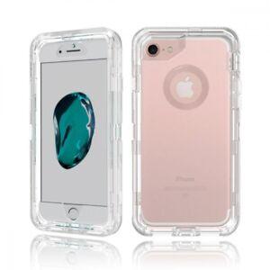 size 40 6340b 956b0 Details about Clear For iPhone 6 Transparent Defender Case (Belt Clip Fits  Otterbox)