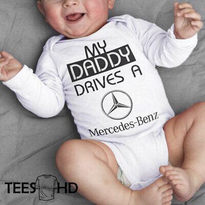 Birthday Daddy Cotton Personalized Baby Vest Bodysuit Long Short Sleeve Unisex
