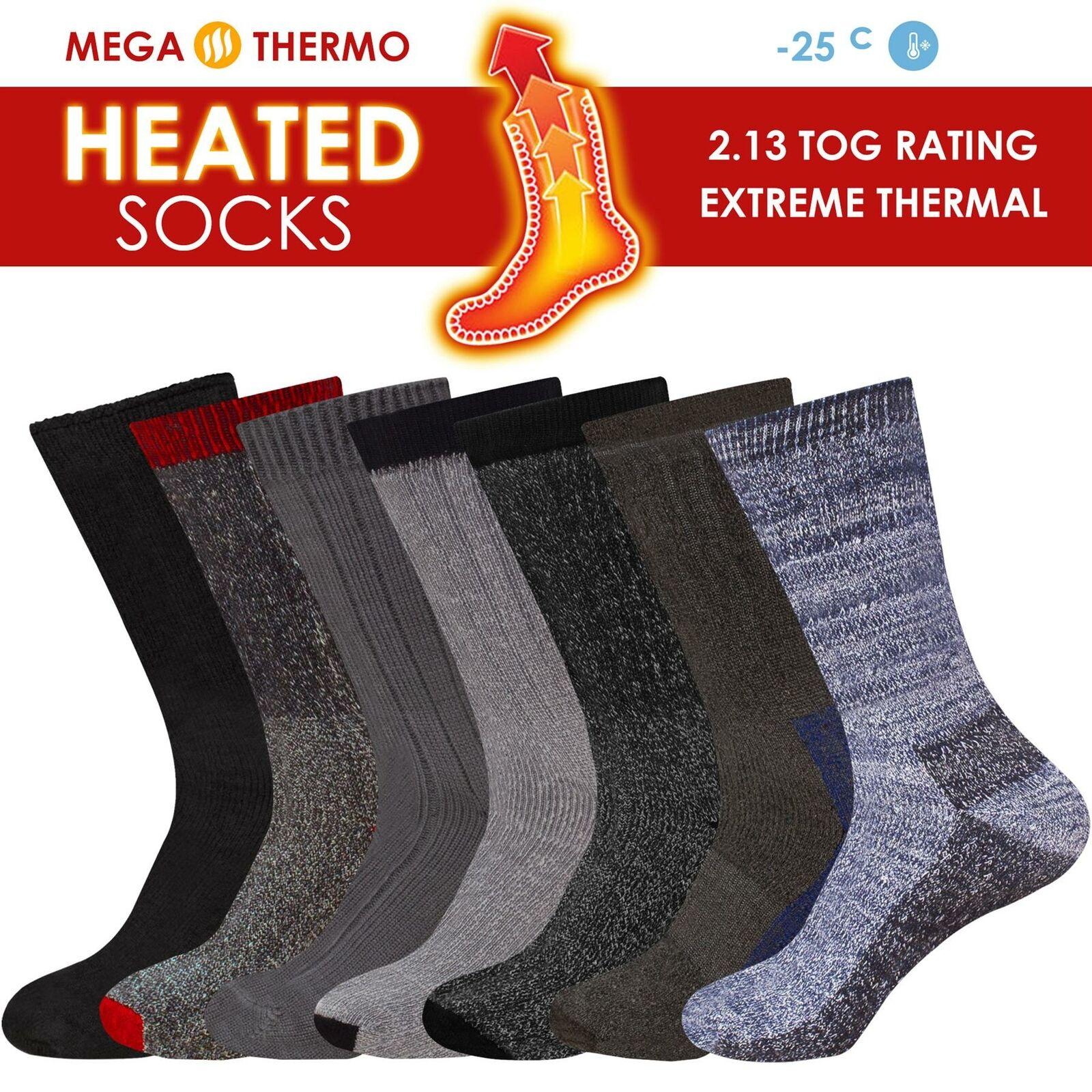 Pack of Three Foot Socks Size 4 - 6