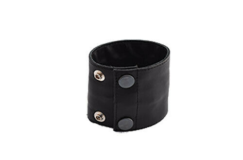 BRAND NEW 100/% Real Leather wrist wallet Cuff Various sizes