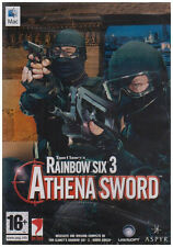 12797 // RAINBOW SIX 3 ATHENA SWORD JEU PC - NEUF  BLISTER