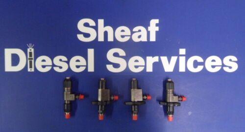 Perkins 4.108/4108 Marine - CAV Diesel Injectors - DES NO: 5348203L/5352102