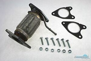 Exhaust-Pipe-Exhaust-Pipe-Pants-Pipe-Flexible-Ford-Mondeo-II-BAP-Combi-2-5-ST-200