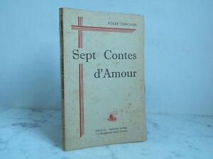 Siete-Cuentos-de-Amor-Roger-Conchon-Francia-Imperio-1944