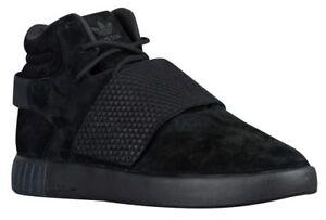 Invader Sangle Hommes Baskets Tubular Adidas Originals Triple 11 Black Bb1169 nOv0wNPym8