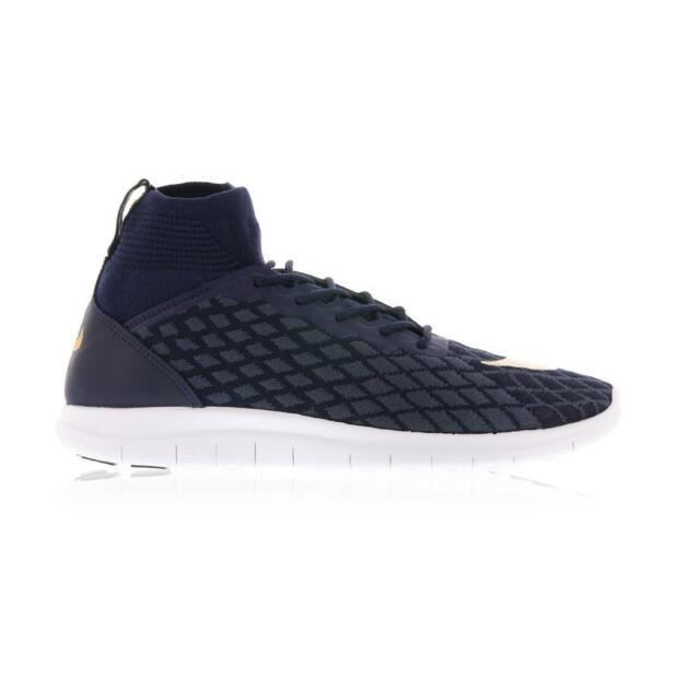 Nike Hypervenom 3 FC FK Flyknit Herren Sneaker Gr. 44 US 10 blau