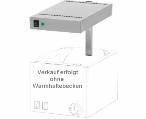 Thermal Bridge NEW gastronomic Heater Heat Lamp Food Warmer Food Keep Warm