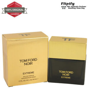 e20a9e7e20f441 Tom Ford Noir Extreme Cologne 3.4 oz 1.7 oz EDP Spray for MEN by Tom ...