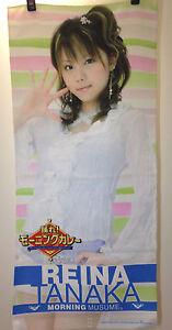 Morning-Musume-Tanaka-Reina-Micro-Fibra-Deporte-Toalla-Curry-Live-Japones-Idol