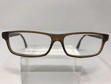 ab206599557 Emporio Armani Eyeglasses EA9735-AQE Brown Plastic 140mm Italy Frame Full  Rim 08