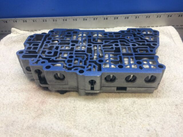 GM 6T35, 6T40 CRUZE - VALVE BODY W/ PLATE  EXPEDITED SHIPPING  FAST!!