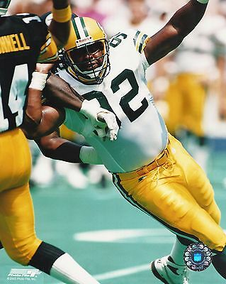 Reggie White Green Bay Packers  Photo Picture Print #1105