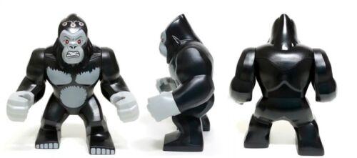 GORILLA GRODD 7CM DC COMICS MINIFIGURE FIGURE USA SELLER NEW FITS LEGO