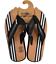 Los-Ninos-amp-Adultos-Verano-Chancla-playa-rebelde-diapositivas-Piscina-Zapatos-Sandalias-De-Eva miniatura 4