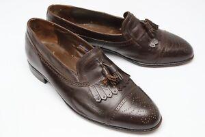 Papà Chaussures Kiltie Richelieu - Marron q7saNkMs09