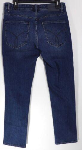 Taglia Slim Mens 31x32 Blue Jeans Klein P1105 Nwt Calvin 30x30 Slim 712683547573 w0HqEIFR