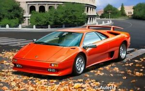 Voiture-sport-1-24-Revell-07066-Lamborghini-Diablo-VT-07066