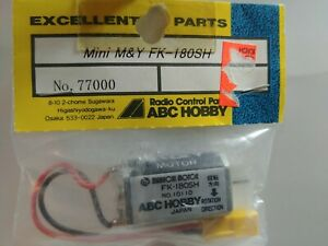 ABC-Hobby-M-amp-Y-MOTOR-FK-180SH-77000-Vintage-Rare-ON-SALE