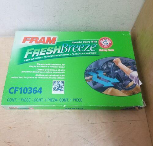 Fram Fresh Breeze Cabin Air Filter CF10364 New for Chrysler 300 2005-2010
