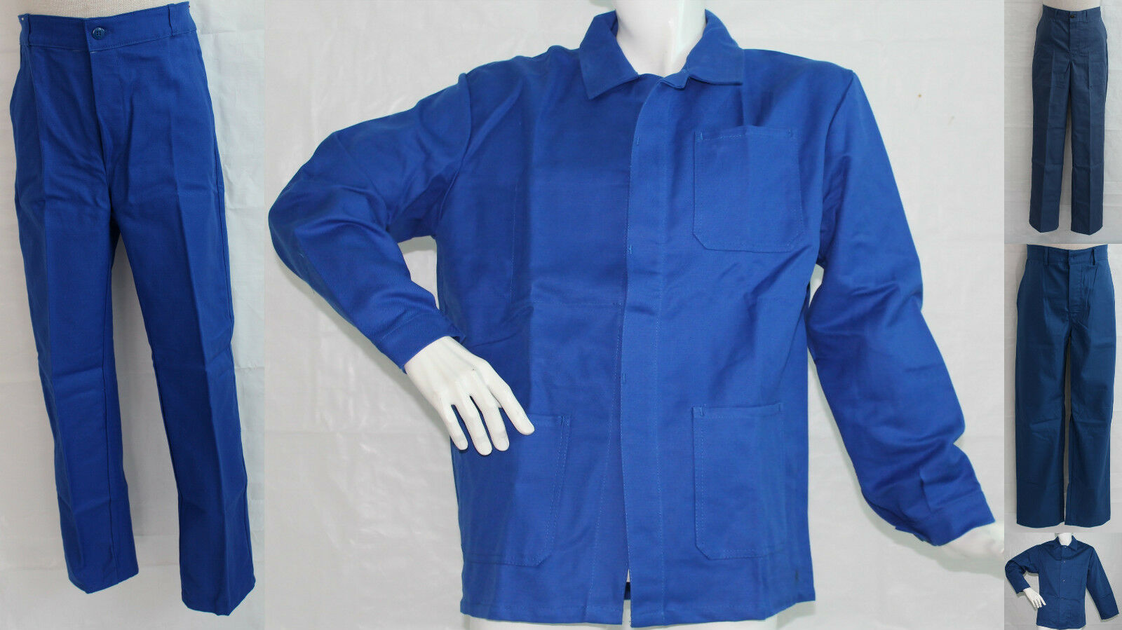 Arbeitskleidung Arbeitsjacke Arbeitshose Bundhose Berufskleidung