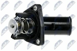 For-Lexus-GS-2005-IS-2005-Toyota-Mark-X-New-Coolant-Thermostat-With-Housing