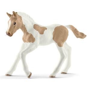 Schleich-13886-Paint-Horse-Foal-Model-Horse-Toy-Figurine-2019-NIP