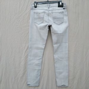 Lucky-Brand-Charlie-Skinny-Women-039-s-Jeans-Size-6-Stretch