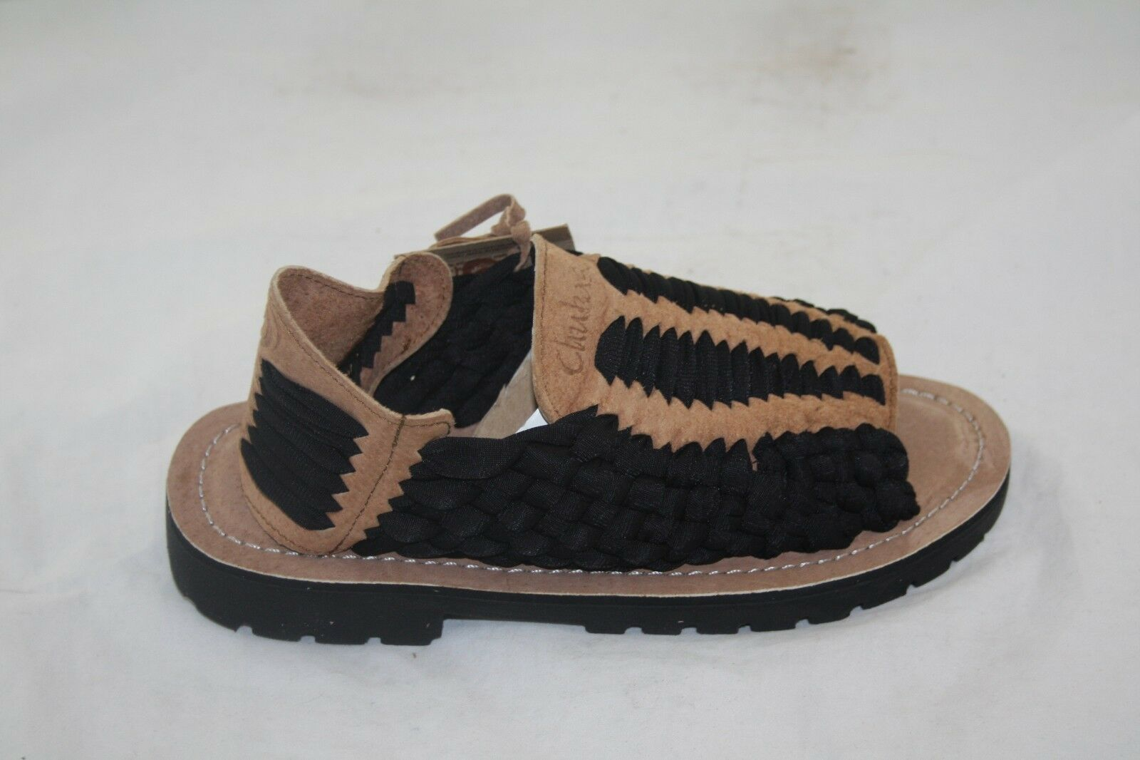 MEN'S CHUBASCO HAND MADE IN MEXICO GUERRERO COFFEE  SANDAL MSRP