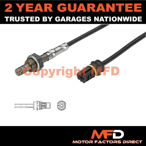 4 WIRE REAR LAMBDA OXYGEN SENSOR 2001-02 MERCEDES C-CLASS C180 COUPE CL203 2.0