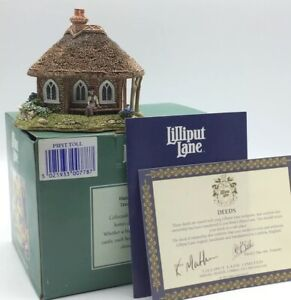 Lilliput-Lane-bisbita-peaje-ingles-Coleccion-South-West