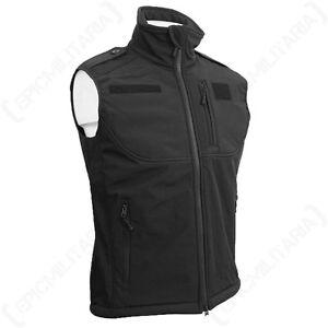 Bodywarmer Waistcoat Waterproof Breathable MULTITARN CAMO SOFTSHELL VEST