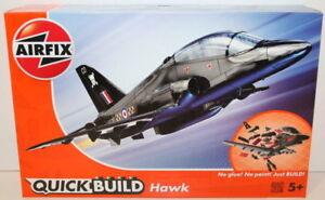 Airfix-J6003-Quickbuild-Hawk-No-Glue-No-Paint-Just-Build