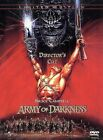 Army of Darkness (DVD, 2000, Special Edition Directors Cut)
