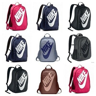 Nike Hayward Futura Sportrucksack Training Schule Tasche Gym Reise Rucksack | eBay