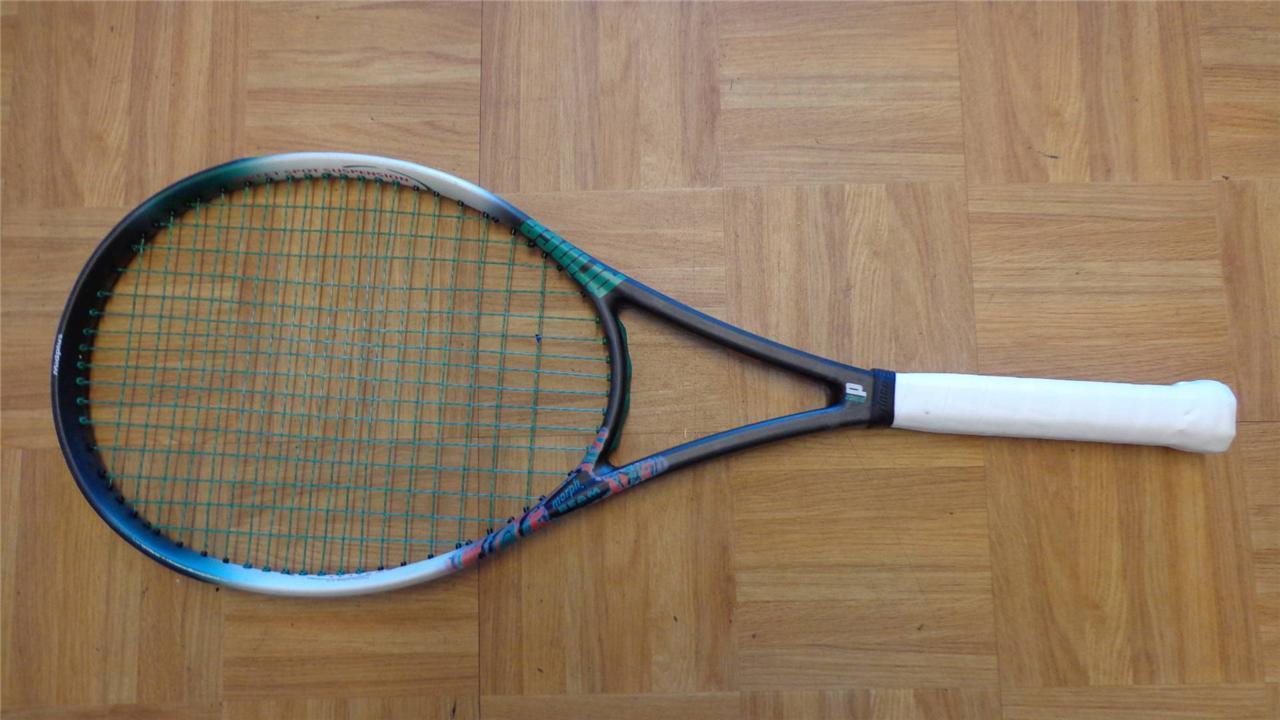 Prince ThunderLite Midplus 95 head 4 5/8 grip Tennis Racquet