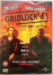 Gridlock-039-d-DVD-1997-Cult-Drugs-Crime-Caper-Comedy-w-Tim-Roth-Tupac-Shakur