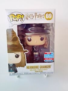 Funko POP! Harry Potter Hermione Granger 69 2018 Fall Convention Exclusive!