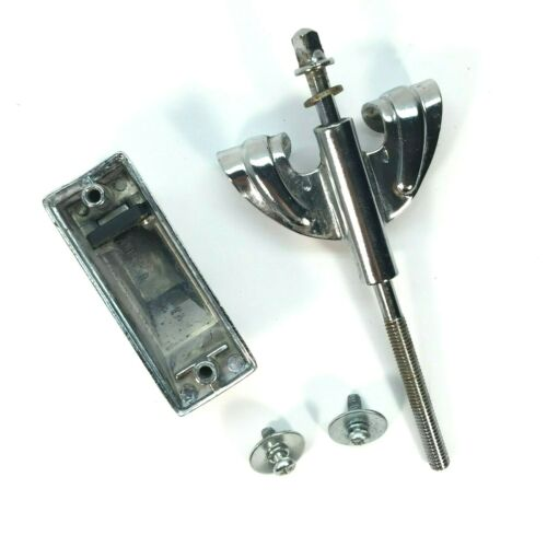 C977 Vintage Pearl Bass Drum Lug w// Claw Tension Rod /& Screws